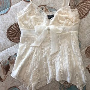 XOXO Lace Camisole Top